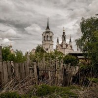 Воскресенская церковь :: Oksana