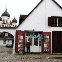 В Старом Таллине :: Александр Яковлев