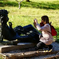 Встреча с поэтом :: Ирина Шурлапова