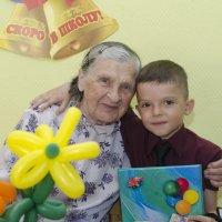 прабабушка на выпускном :: Ольга Русакова