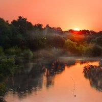 Утреняя зорька :: Сергей Месилов