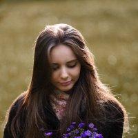 Осенние цветочки :: Анатолий Шулков