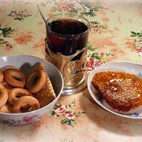 Воскресное чаепитие :: Андрей Заломленков