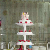 свадебный торт :: Ольга Русакова