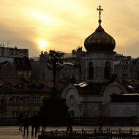 Мой любимый город Москва :: Елена Ом