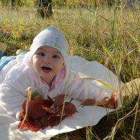 Осеннее настроение :: Полина Гудина