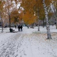 Предпоследний день октября :: Александр Алексеев