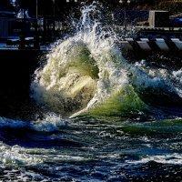 спираль волны :: Ingwar
