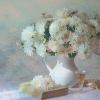 Букет осенних хризантем. :: alfina