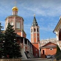 Свято - Троицкий собор в Саратове :: Лариса Коломиец