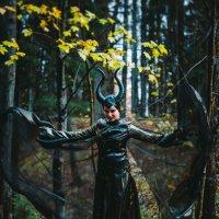 "Фотопленер ""Самайн"" :: Юля Тихонова"