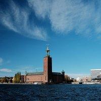 Стокгольмская ратуша :: Swetlana V