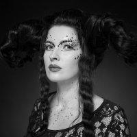 Дама в чёрном :: Алекс Римский