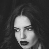 Черно-белый портрет :: Ирина Ширма