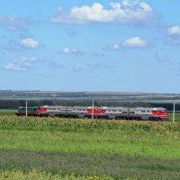 Поезд :: Вера Щукина