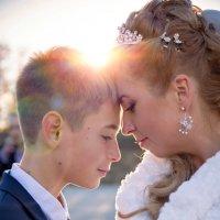 Мама с сыном :: Елена Тарасевич (Бардонова)