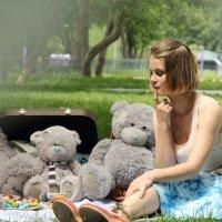 Медвежье счастье :: Ольга Разенкова