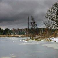 По тонкому льду..... :: Va-Dim ...