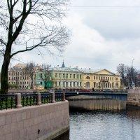 СПБ. Храповицкий мост. :: Виктор Орехов