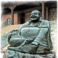 Счастливый Буда :: Alexander Dementev