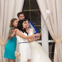 Селфи с невестой :: Александр Заяц