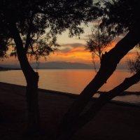 закат на о.Крит :: Елена Неведицына