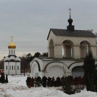 В Николо-Угрешском монастыре :: Александра