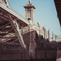 Мосты столицы :: Александр Колесников