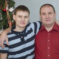 папа с сыном :: Ольга Русакова