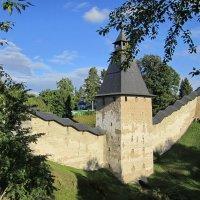 Псково-Печерский монастырь. :: Zoya Panova