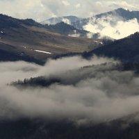 В горах, где танцуют туманы :: Сергей Жуков