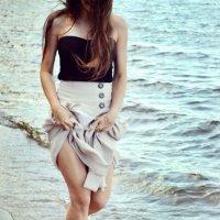 Море,лето :: Julia Volkova