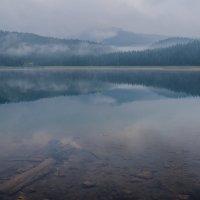 Черное озеро :: Олег