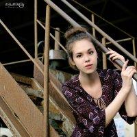 Красивая девушка :: Дмитрий Меркурьев