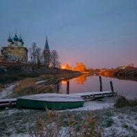 """"""" утро в Дунилово """" :: Геннадий ,"""