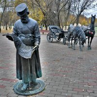 В парке :: Иван Владимирович Карташов