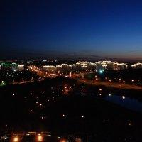 Ночной Минск :: Роман Шаров