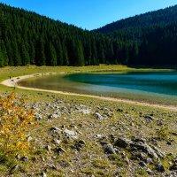 Чёрное озеро :: Vitalij P