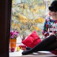 яркая, тёплая, уютная осень... :: Райская птица Бородина