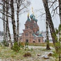 В Николо-Сольбинском монастыре :: Olcen - Ольга Лён