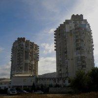 Башни-близнецы :: Александр Рыжов