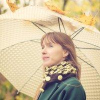 Дыхание желтых листьев :: Алеся Пушнякова