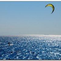 Солнце, море, ветер. :: Leonid Korenfeld