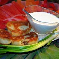 Побалуемся пирожками с капустой и грибами! :: Андрей Заломленков