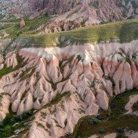 Пролетая над Розовой долиной :: Юлия Фотолюбитель
