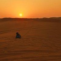 Дубай ,после Сафари. :: Валентина Потулова