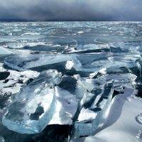 Алмазная россыпь Байкала :: Нина