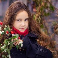 Оленька :: Вера Сафонова