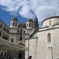 Старинный город Котор. Кафедральный собор. :: Лариса (Phinikia) Двойникова