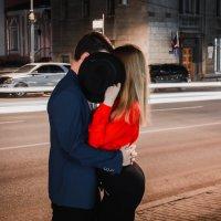 Влюбленные часов не замечают :: Вячеслав Ларионов